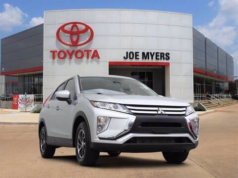 2020 Mitsubishi Eclipse Cross for sale at Joe Myers Toyota PreOwned in Houston TX