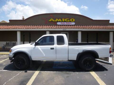 2002 Toyota Tacoma for sale at AMIGO AUTO SALES in Kingsville TX