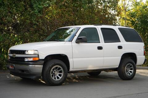 2006 Chevrolet Tahoe for sale at Beaverton Auto Wholesale LLC in Aloha OR