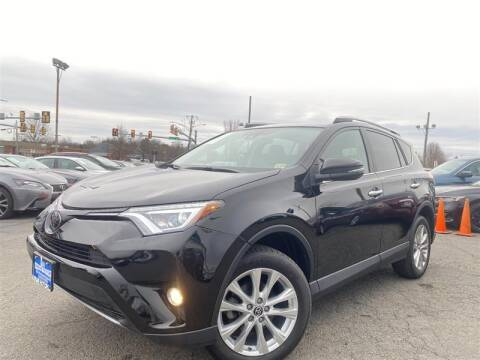 2018 Toyota RAV4 for sale at Kargar Motors of Manassas in Manassas VA