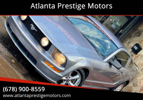 2007 Ford Mustang for sale at Atlanta Prestige Motors in Decatur GA