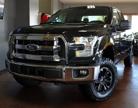 2015 Ford F-150 for sale at Motion Auto Sport in North Canton OH