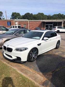 2014 BMW M5 for sale at South Atlanta Motorsports in Mcdonough GA