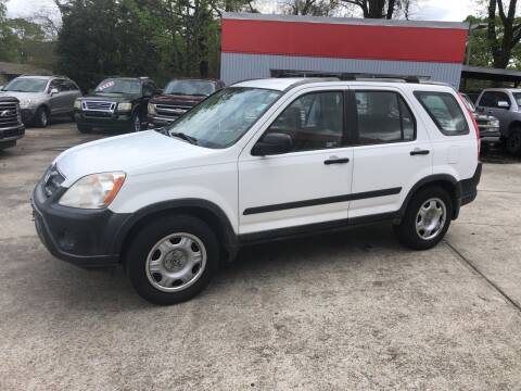 2006 Honda CR-V for sale at Baton Rouge Auto Sales in Baton Rouge LA
