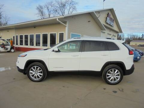 2014 Jeep Cherokee for sale at Milaca Motors in Milaca MN