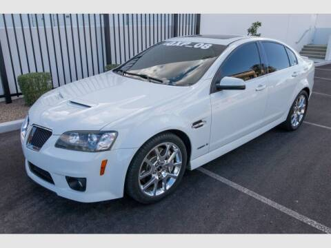 2009 Pontiac G8 for sale at REVEURO in Las Vegas NV