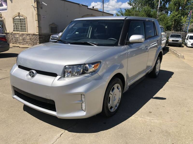 2013 Scion xB for sale at T & G / Auto4wholesale in Parma OH