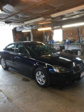2005 Nissan Altima for sale at Lavictoire Auto Sales in West Rutland VT