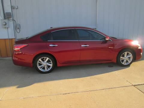 2014 Nissan Altima for sale at Parkway Motors in Osage Beach MO