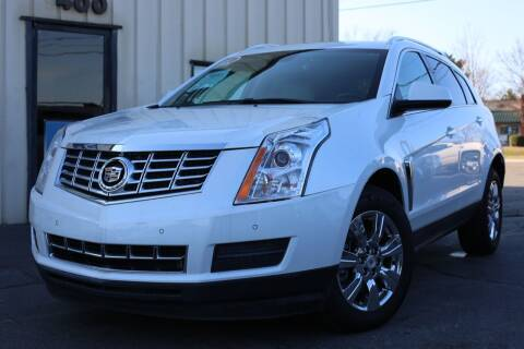 2014 Cadillac SRX for sale at Cobb Luxury Cars in Marietta GA