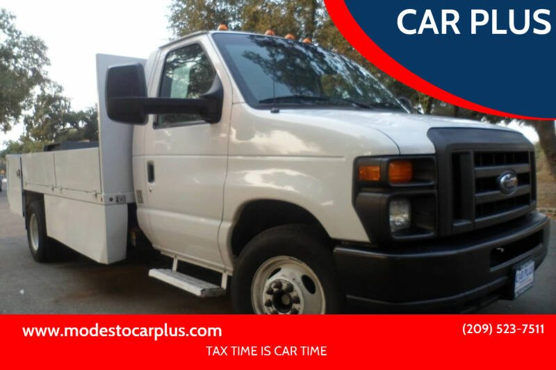 2011 Ford E-Series Chassis for sale at CAR PLUS in Modesto CA