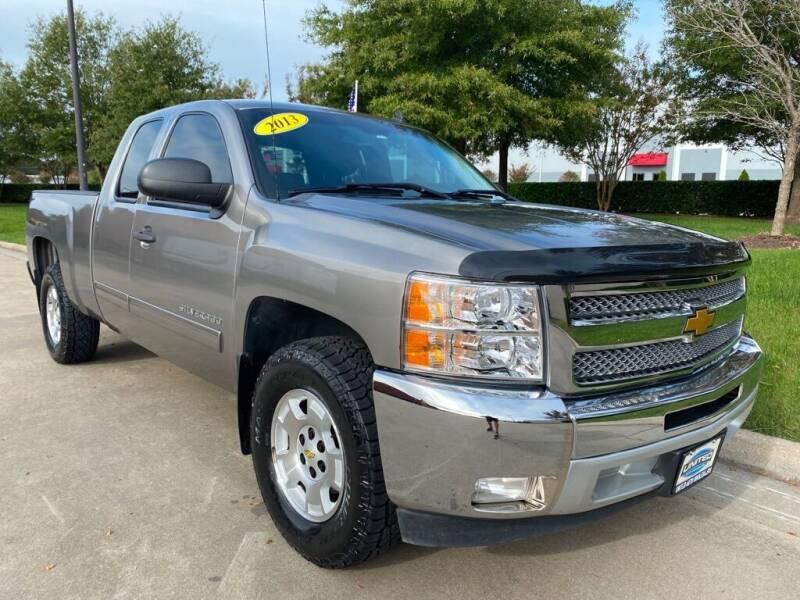 2013 Chevrolet Silverado 1500 for sale at UNITED AUTO WHOLESALERS LLC in Portsmouth VA