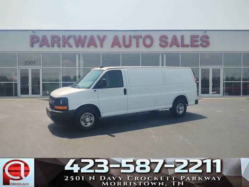 2017 Chevrolet Express Cargo for sale at Parkway Auto Sales, Inc. in Morristown TN