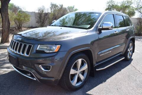 2015 Jeep Grand Cherokee for sale at AMERICAN LEASING & SALES in Tempe AZ