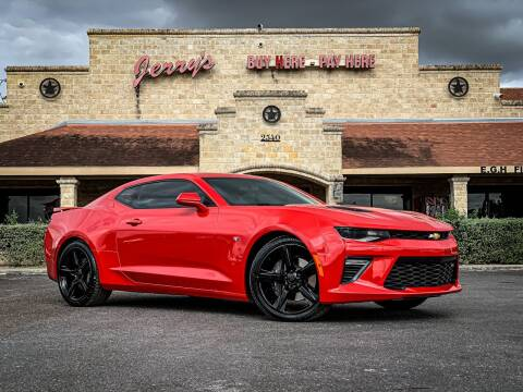 2018 Chevrolet Camaro for sale at Jerrys Auto Sales in San Benito TX
