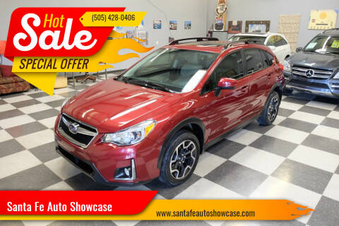 2016 Subaru Crosstrek for sale at Santa Fe Auto Showcase in Santa Fe NM