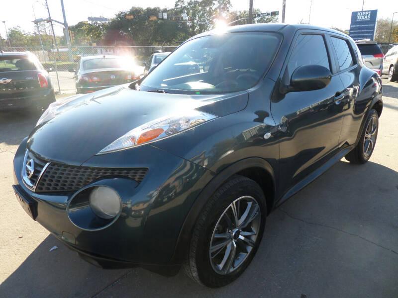 2013 Nissan JUKE for sale at West End Motors Inc in Houston TX