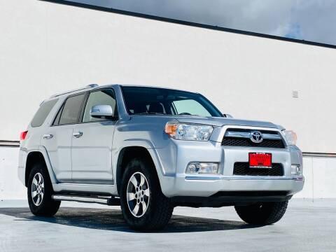 2011 Toyota 4Runner for sale at Avanesyan Motors in Orem UT
