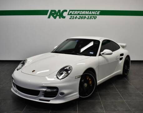 2012 Porsche 911 for sale at RAC Performance in Carrollton TX