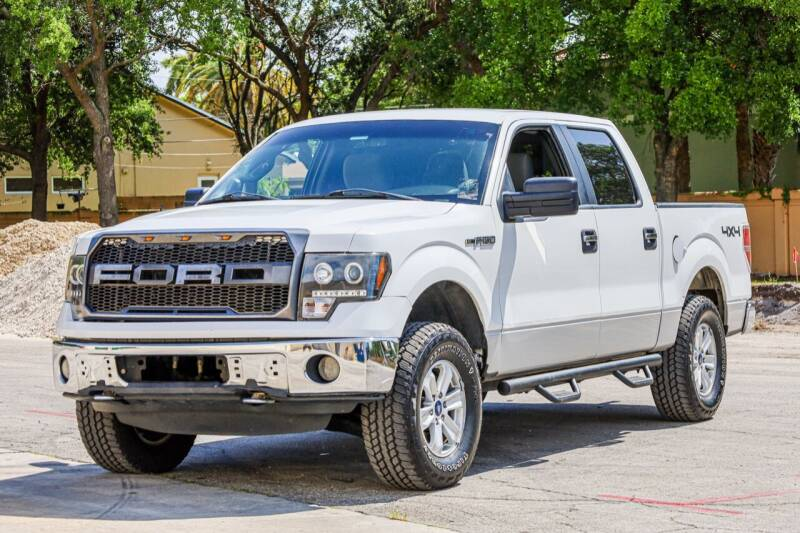 2012 Ford F-150 for sale at Easy Deal Auto Brokers in Hollywood FL