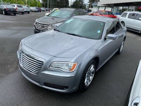 2014 Chrysler 300 for sale at TacomaAutoLoans.com in Lakewood WA