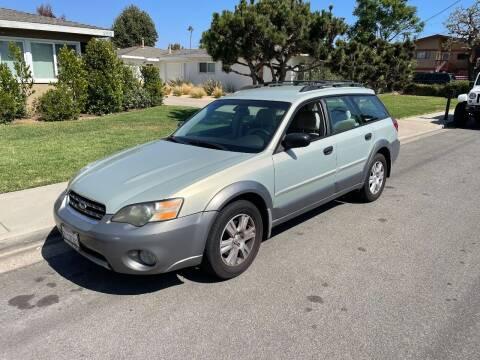 2005 Subaru Outback for sale at PACIFIC AUTOMOBILE in Costa Mesa CA