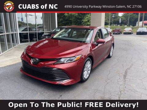 2018 Toyota Camry for sale at Summit Credit Union Auto Buying Service in Winston Salem NC