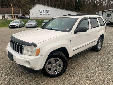 2006 Jeep Grand Cherokee for sale at Rt 33 Motors LLC in Rockbridge OH