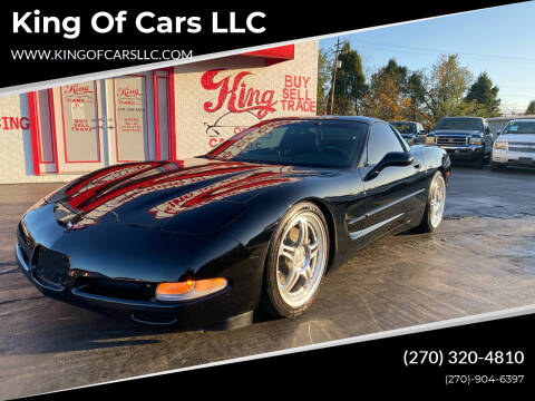 1999 Chevrolet Corvette for sale at King of Cars LLC in Bowling Green KY
