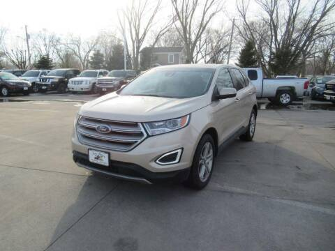 2018 Ford Edge for sale at Aztec Motors in Des Moines IA