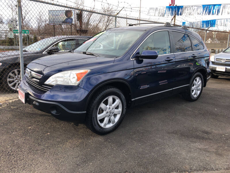 2009 Honda CR-V for sale at Riverside Wholesalers 2 in Paterson NJ