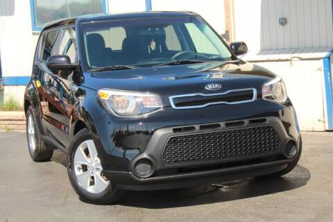 2016 Kia Soul for sale at Dynamics Auto Sale in Highland IN