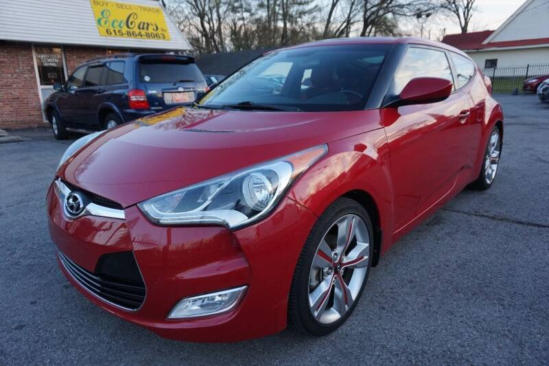 2014 Hyundai Veloster for sale at Ecocars Inc. in Nashville TN