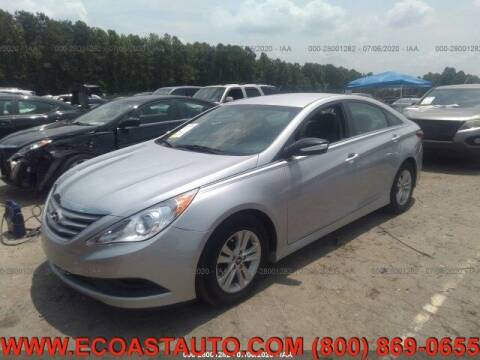 2014 Hyundai Sonata for sale at East Coast Auto Source Inc. in Bedford VA