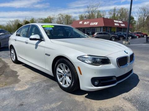 2015 BMW 5 Series for sale at Newcombs Auto Sales in Auburn Hills MI
