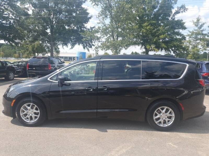 2020 Chrysler Voyager for sale at Econo Auto Sales Inc in Raleigh NC