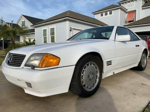 1990 Mercedes-Benz 300-Class for sale at Next Autogas Auto Sales in Jacksonville FL