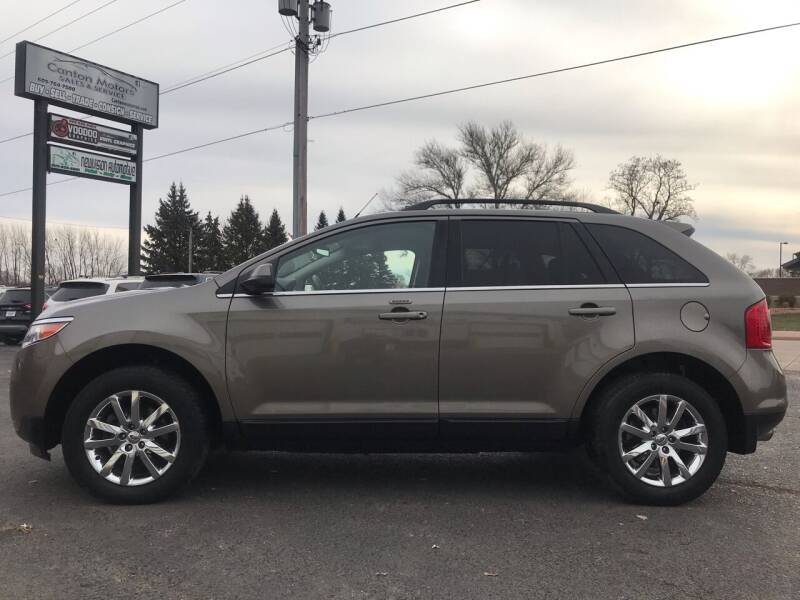 2013 Ford Edge for sale at Canton Motors in Canton SD