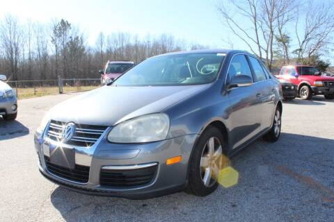 2009 Volkswagen Jetta for sale at UpCountry Motors in Taylors SC