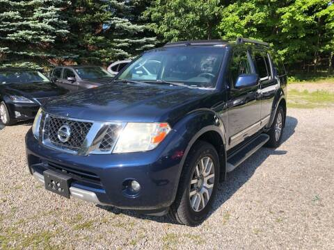 2009 Nissan Pathfinder for sale at Renaissance Auto Network in Warrensville Heights OH