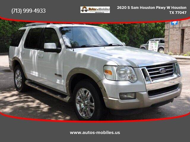 2007 Ford Explorer for sale at AUTOS-MOBILES in Houston TX