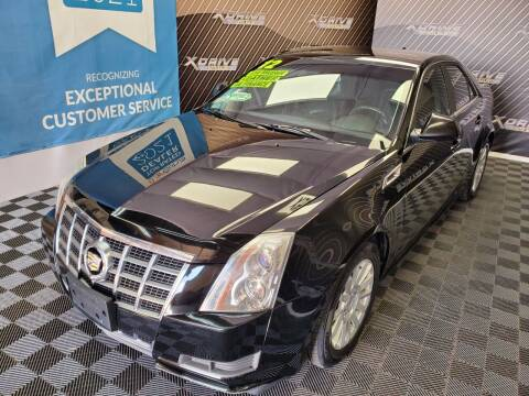 2012 Cadillac CTS for sale at X Drive Auto Sales Inc. in Dearborn Heights MI