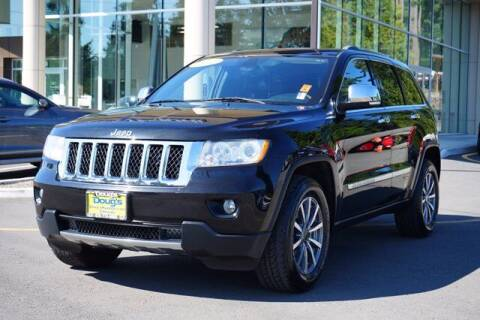 2011 Jeep Grand Cherokee for sale at Jeremy Sells Hyundai in Edmonds WA