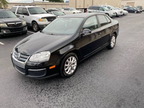 2010 Volkswagen Jetta for sale at Ultimate Autos of Tampa Bay LLC in Largo FL