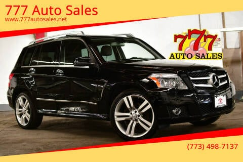 2012 Mercedes-Benz GLK for sale at 777 Auto Sales in Bedford Park IL