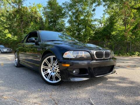 2006 BMW M3 for sale at JerseyMotorsInc.com in Teterboro NJ