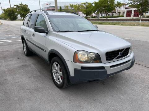2004 Volvo XC90 for sale at Hard Rock Motors in Hollywood FL