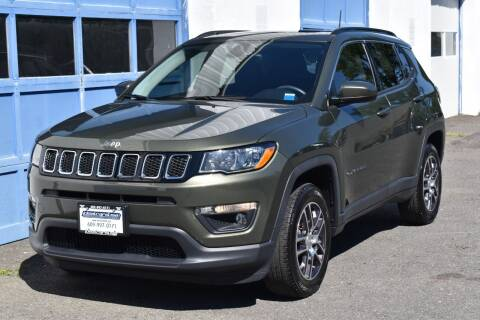 2018 Jeep Compass for sale at IdealCarsUSA.com in East Windsor NJ