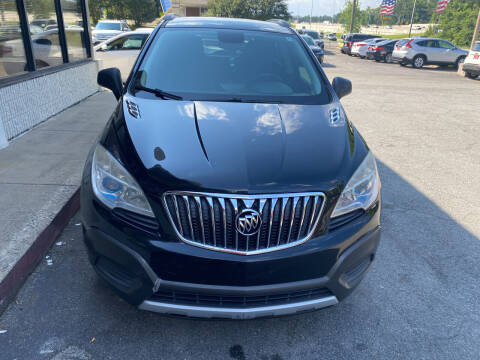 2013 Buick Encore for sale at J Franklin Auto Sales in Macon GA
