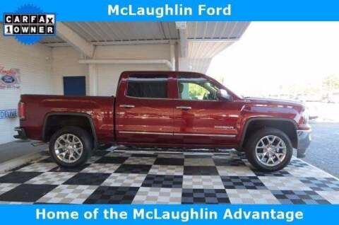 2017 GMC Sierra 1500 for sale at McLaughlin Ford in Sumter SC